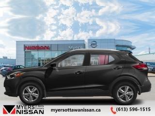 New 2019 Nissan Kicks S FWD  -  Touch Screen -  Fog Lights - $124 B/W for sale in Ottawa, ON