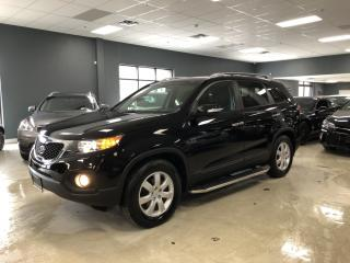 Used 2012 Kia Sorento LX*BLUETOOTH*HEATED SEATS*CERTIFIED*LOW KM* for sale in North York, ON