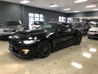 Used 2015 Ford Mustang FORD PERFORMANCE*RECARO SEATS*NAVIGATION*BACK-UP C for sale in North York, ON