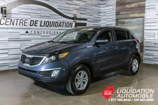 Used 2011 Kia Sportage LX for sale in Laval, QC