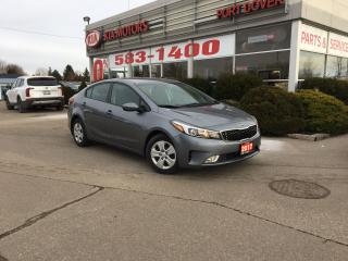Used 2017 Kia Forte LX+ for sale in Port Dover, ON