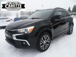 Used 2016 Mitsubishi RVR Gt  awd for sale in East broughton, QC