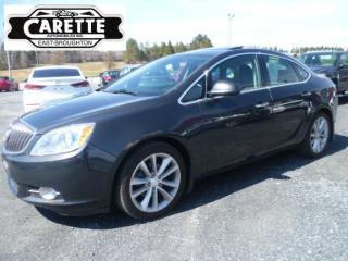 Used 2015 Buick Verano Turbo  cuir-toit-gps for sale in East broughton, QC