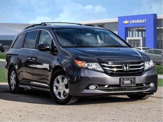 Used 2014 Honda Odyssey Touring for sale in Markham, ON