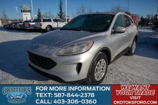 New 2020 Ford Escape SE Heated Seats, Android Auto, Apple CarPlay, Sync3, BLIS/with cross traffic, Intelligent Access, Lane for sale in Okotoks, AB