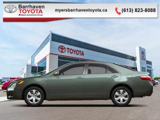 Used 2009 Toyota Camry LE  - Low Mileage for sale in Ottawa, ON