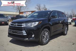 New 2019 Toyota Highlander XLE for sale in Hamilton, ON