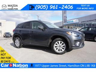 Used 2016 Mazda CX-5 GX | 6 SPEED | TOUCH SCREEN | BLUETOOTH | RARE for sale in Hamilton, ON