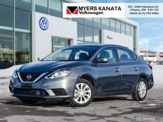 Used 2019 Nissan Sentra SV CVT  - Heated Seats - Low Mileage for sale in Kanata, ON