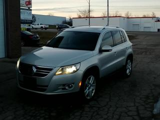 Used 2010 Volkswagen Tiguan 4dr Auto Highline 4Motion for sale in Kitchener, ON