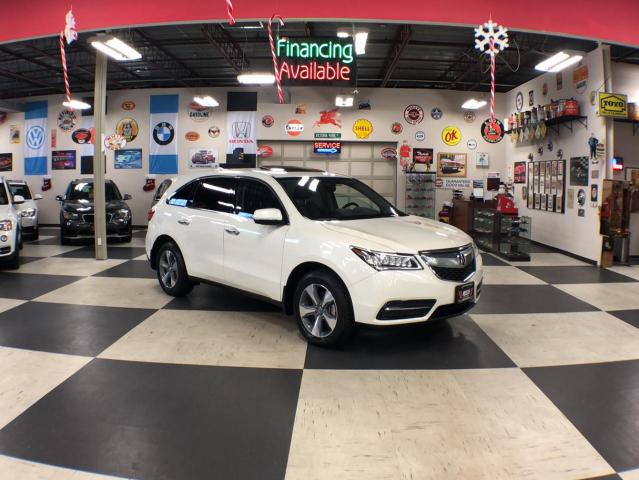 2016 Acura MDX SH-AWD 7 PASSENGERS LEATHER SUNROOF REAR CAMERA 98K
