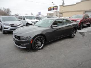 Used 2018 Dodge Charger GT Super Track Pak AWD Nav Toit Ouvrant for sale in Laval, QC