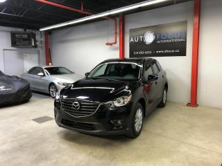 Used 2016 Mazda CX-5 TOURING, GPS, BAS KM 66000, CAMERA for sale in Montréal, QC