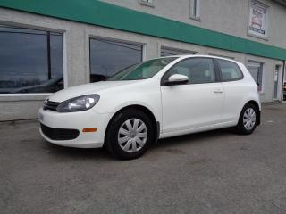 Used 2013 Volkswagen Golf Hayon 3 portes, boîte automatique Trendl for sale in St-Jérôme, QC
