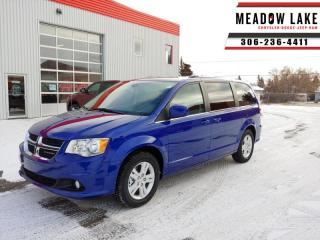New 2019 Dodge Grand Caravan Base  - Navigation - Leather Seats - $252 B/W for sale in Meadow Lake, SK