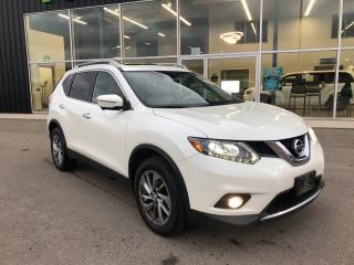 Used 2015 Nissan Rogue SL, Navigation, New Front and Rear Rotors for sale in Ingersoll, ON