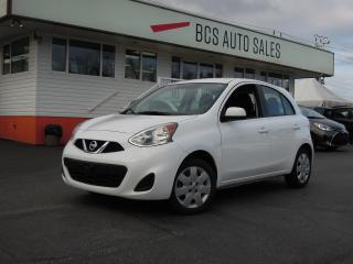Used 2017 Nissan Micra for sale in Vancouver, BC