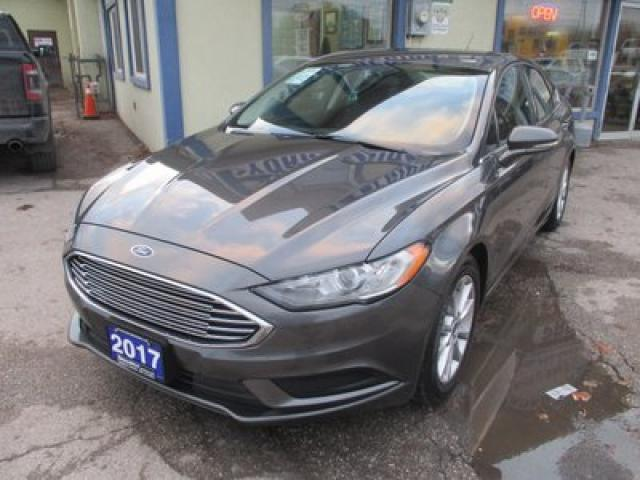 2017 Ford Fusion GREAT VALUE SE EDITION 5 PASSENGER 1.5L - DOHC.. HEATED SEATS.. TOUCH SCREEN.. BACK-UP CAMERA.. BLUETOOTH SYSTEM..