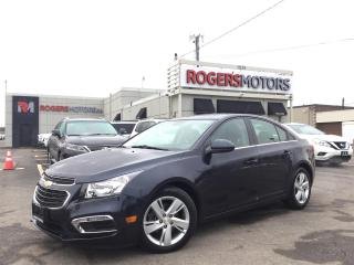 Used 2015 Chevrolet Cruze DIESEL - NAVI - SUNROOF - LEATHER for sale in Oakville, ON