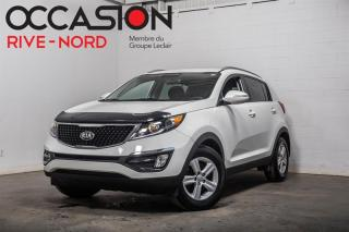 Used 2016 Kia Sportage LX MAGS+SIEGES.CHAUFFANTS+BLUETOOTH for sale in Boisbriand, QC