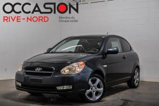 Used 2011 Hyundai Accent Sport AC+TOIT.OUVRANT+MAGS for sale in Boisbriand, QC