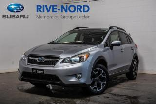 Used 2015 Subaru XV Crosstrek Sport TOIT.OUVRANT+MAGS+CAM.RECUL for sale in Boisbriand, QC