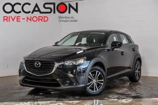 Used 2016 Mazda CX-3 GX AWD MAGS+BLUETOOTH+CAM.RECUL for sale in Boisbriand, QC
