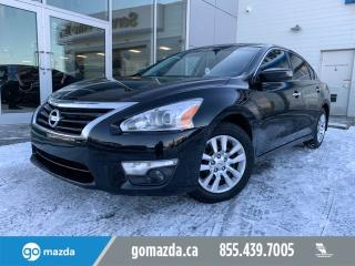 Used 2014 Nissan Altima 2.5 S for sale in Edmonton, AB