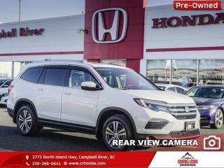 Used 2018 Honda Pilot Touring AWD Tires 90% front brakes 90% rear 85% for sale in Campbell River, BC