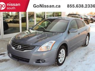 Used 2012 Nissan Altima HEATED SEATS CRUISE CONTROL for sale in Edmonton, AB