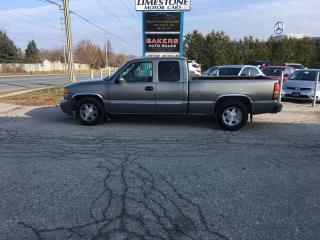 Used 2006 GMC Sierra 1500 SLE for sale in Newmarket, ON