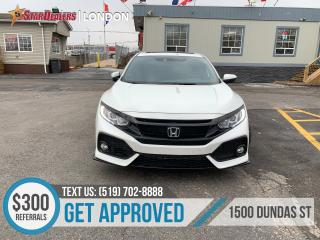 Used 2018 Honda Civic HATCHBACK for sale in London, ON