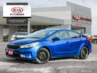 Used 2018 Kia Forte LX+ WINTER TIRE PACKAGE INSTALLED!!! for sale in Kitchener, ON