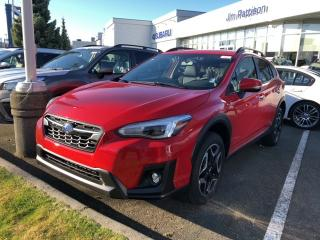 New 2020 Subaru XV Crosstrek Limited for sale in North Vancouver, BC