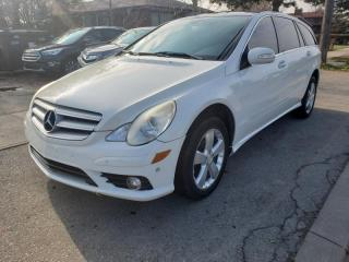 Used 2008 Mercedes-Benz R-Class 4dr 3.5L for sale in Toronto, ON