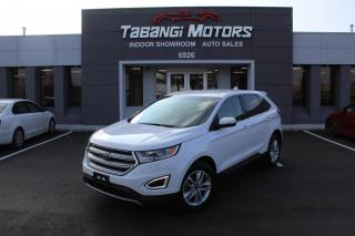 Used 2017 Ford Edge SEL I NO ACCIDENTS I REAR CAM I PUSH START I KEYLESS ENTRY for sale in Mississauga, ON
