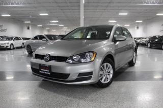 Used 2015 Volkswagen Golf TSI BIG SCREEN I HEATED SEATS I KEYLESS ENTRY I POWEROPTIONS for sale in Mississauga, ON