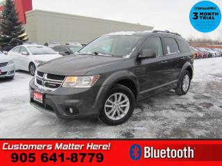 Used 2015 Dodge Journey SXT  V6 7-PASS REAR-A/C BT ALLOYS for sale in St. Catharines, ON