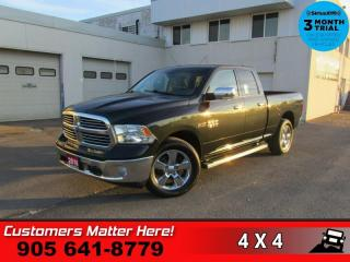 Used 2016 RAM 1500 Big Horn  DIESEL BUCKETS 10W-P/SEAT CAM TOW for sale in St. Catharines, ON