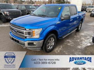 Used 2020 Ford F-150 XLT XTR PACKAGE - TRAILER TOW PACKAGE for sale in Calgary, AB