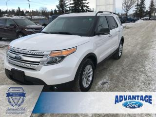 Used 2011 Ford Explorer XLT Clean Carfax - Heated Seats for sale in Calgary, AB