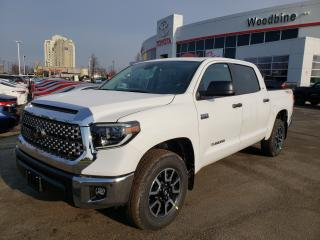 New 2020 Toyota Tundra TRD OFFROAD PACKAGE for sale in Etobicoke, ON