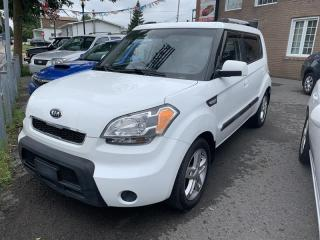 Used 2010 Kia Soul for sale in Pointe-Aux-Trembles, QC