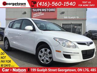 Used 2012 Hyundai Elantra Touring HEATED SEATS | LOW KM | AUX IN /USB | CRUISE for sale in Georgetown, ON