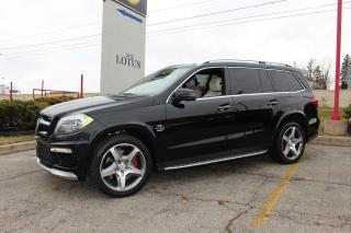 Used 2016 Mercedes-Benz GL-Class AMG GL 63 for sale in Oakville, ON