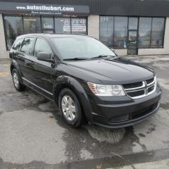 Used 2012 Dodge Journey ** 7 PLACES ** for sale in St-Hubert, QC