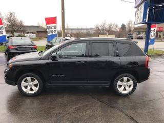 Used 2016 Jeep Compass High Altitude for sale in Brantford, ON