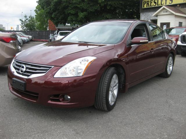2010 Nissan Altima SR 3.5l 6cyl AC Sunroof Auto Heated Seats PL PM PW
