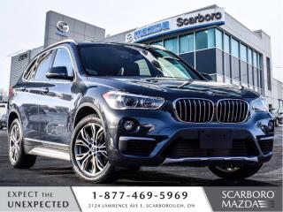 Used 2017 BMW X1 xDrive28i|1 OWNER|NO ACCIDENT for sale in Scarborough, ON