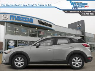 New 2019 Mazda CX-3 GX  - Apple CarPlay -  Android Auto for sale in Toronto, ON